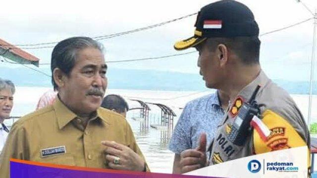 Polisi Amankan Ratusan Juta Rupiah dari OTT Pejabat Disdik Sidrap