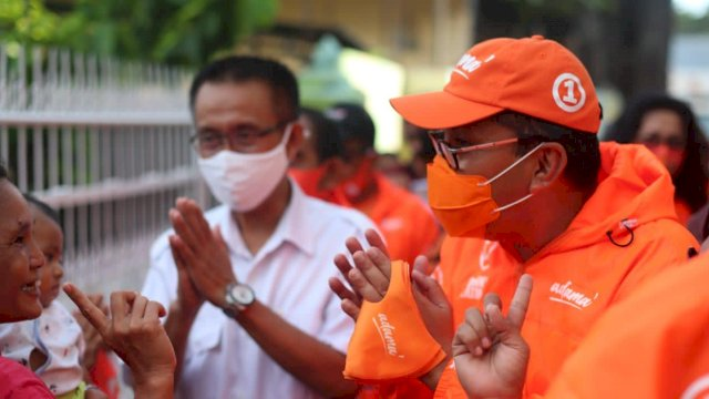 Calon Wali Kota Makassar, Moh Ramdhan 'Danny' Pomanto