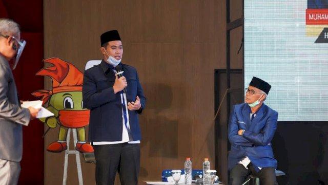 Paslon Pilkada Pangkep, M Yusran Lologau-Syahban Sammana