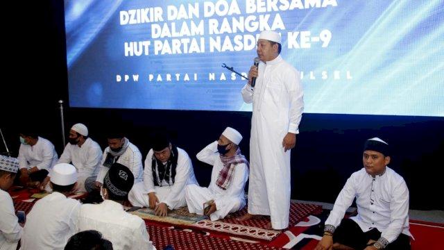 Gelar Dzikir dan Doa Bersama di HUT NasDem, RMS: Semoga Bermanfaat untuk Semua