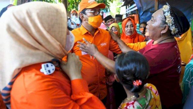 Efek Debat Pilwalkot Makassar, Banyak Komunitas Diam-diam Alihkan Dukungan ke Danny-Fatma