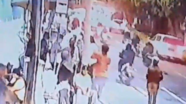 Saat Pendukung Appi-Rahman Ditusuk di Jakarta, Pelaku Dikejar Relawan Berbaju Orange