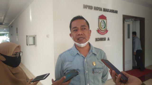 Anggota DPRD Makassar dari Fraksi Gerindra, Kasrudi