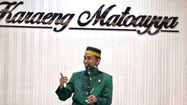 Ketua DPRD Makassar, Rudianto Lallo