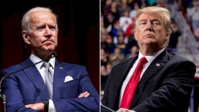 Biden Unggul, Trump Ajukan Tuntutan Hukum Hentikan Penghitungan Suara