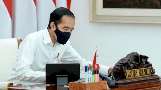 Istana Akui Ada Kekeliruan Naskah Omnibus Law yang Diteken Jokowi