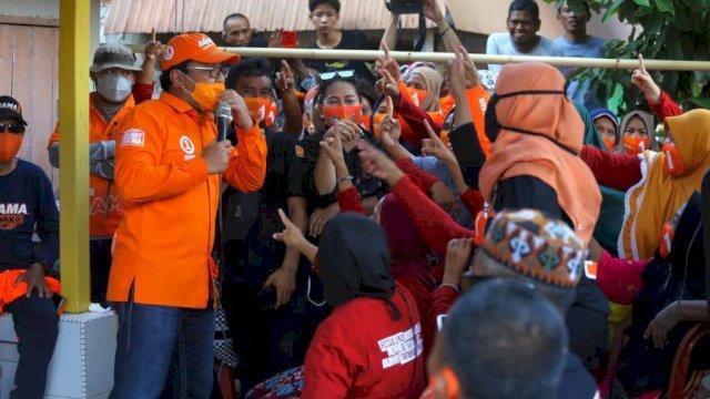 Debat Pilwalkot Makassar, Ini Materi yang Siap Dipaparkan Danny-Fatma