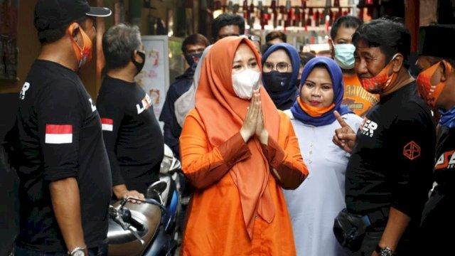 Calon wakil wali kota Makassar, Fatmawati Rusdi