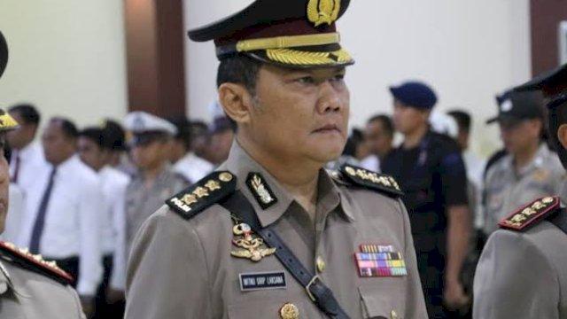 Kapolrestabes Makassar, Kombes Pol Witnu Urip Laksana