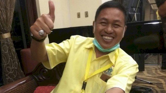 Bupati Pangkep Syamsuddin Hamid mundur sebagai Ketua DPD II Golkar (int)