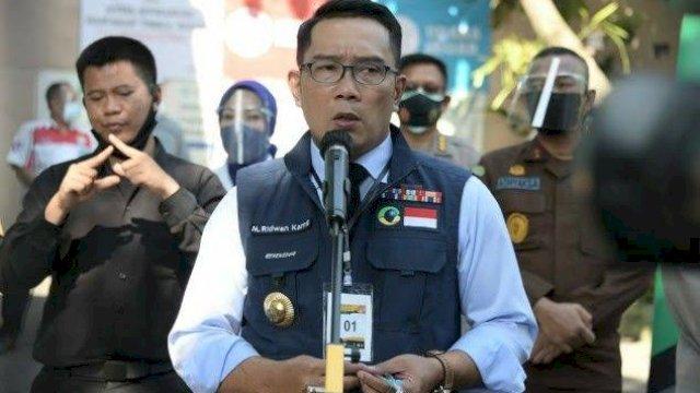 Gubernur Jawa Barat Ridwan Kamil (int)