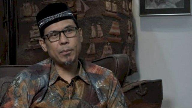 Eks Sekum FPI Munarman (int)