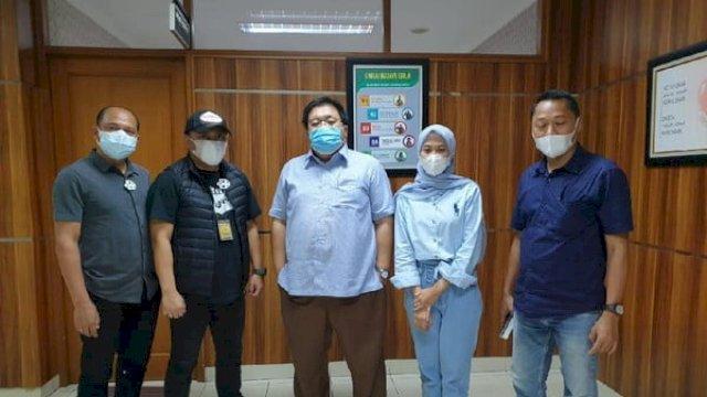 2 orang Terduga Pemberi Suap Oknum Pejabat Dinkes Sultra ditangkap Kejagung. (ist)