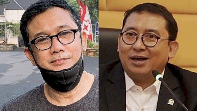 Denny Siregar/Fadli Zon