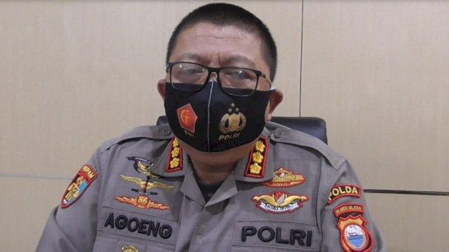 Kabid Propam Polda Sulsel, Kombes Pol Agoeng Adi Koerniawan.