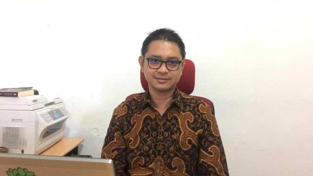 Kepala BEI Makassar, Fahmin Amirullah.