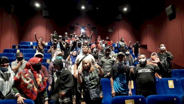 Rudal Community nonton bareng Film De Toeng.