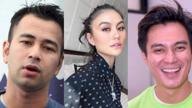 Nama artis seperti Raffi Ahmad, Agnes Monica dan Baim Wong terjaring dalam Pilgub DKI Jakarta 2024.