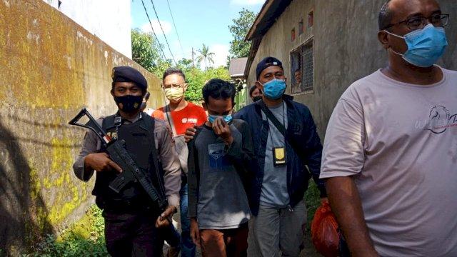 Polisi Tangkap Pemuda di Takalar Sulsel Penyebar Hoax Habib Rizieq Shihab Suap Jaksa