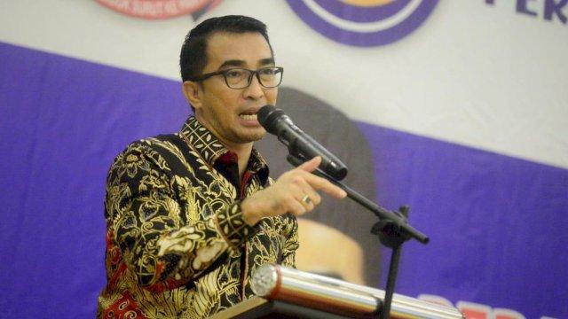 Mario David Sosialisasi Perda, Jelaskan Hak dan Perlindungan Anak di Kota Makassar