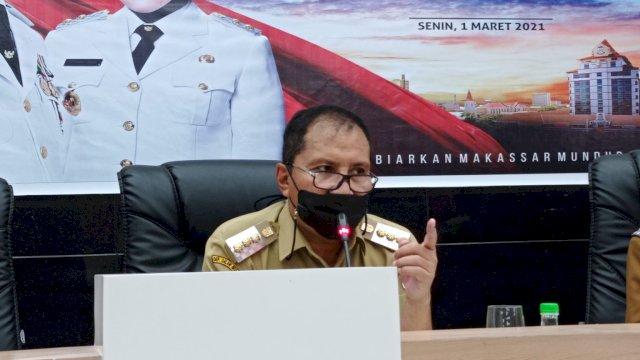 Walikota Makassar, Danny Pomanto.