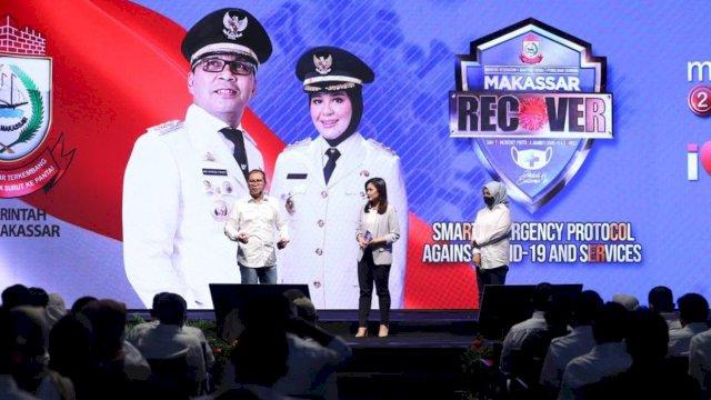 Makassar Recover: Peduliki, Sehatki, Selamatki