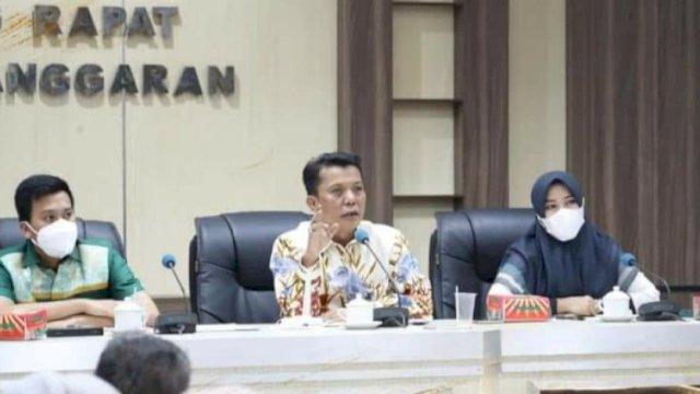 Wahab Tahir Anggap Dinsos Makassar Gagal Tertibkan Anjal dan Gepeng di Bulan Ramadan
