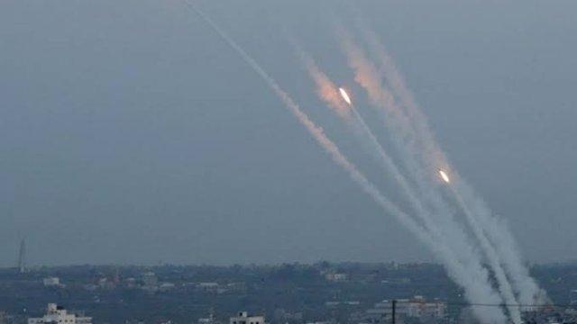 Gaza Serang 40 Roket, Israel Siapkan Serangan yang Lebih Kuat