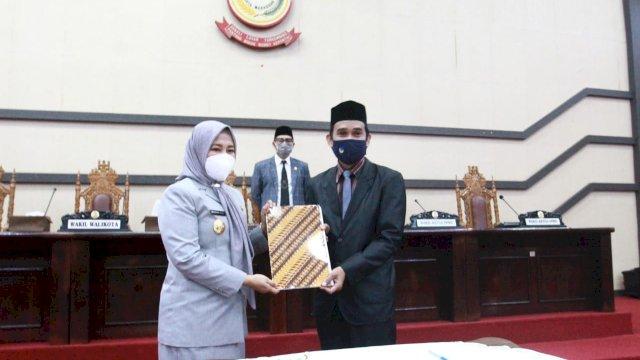 Dewan Minta Pemkot Makassar Revisi LKPJ, Wawali Fatma: Ini Bentuk Dukungan ke Pemerintah