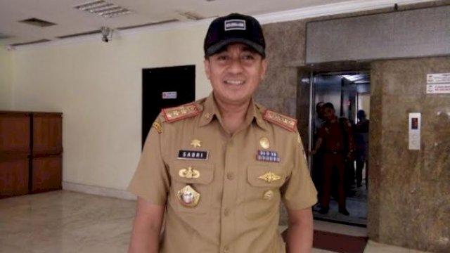 Asisten 1 Pemkot Makassar, Sabri.