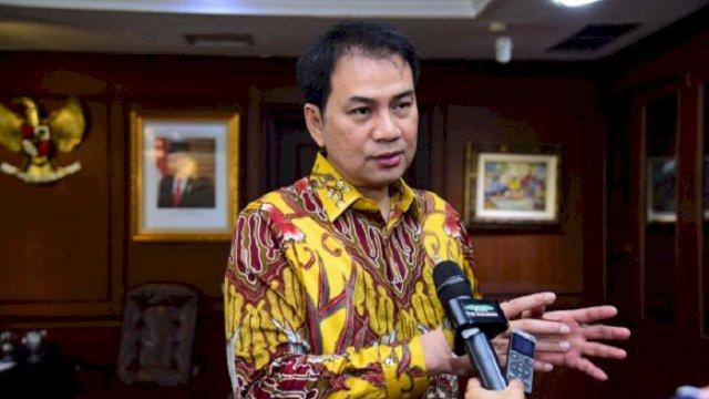 Wakil Ketua DPR RI, Azis Syamsuddin.