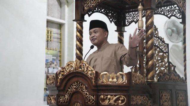 Bupati dan Wabup Bantaeng Kompak Hadiri Safari Ramadhan di Pa'jukukang