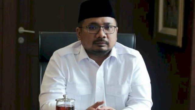 Menteri Agama RI, Yaqut Cholil Qoumas.