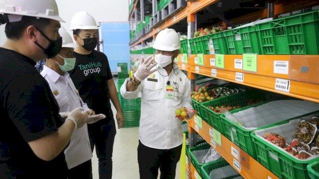 Menteri Pertanian Syahrul Yasin Limpo menggagas digitalisasi pertanian yang dikagumi IFAD.