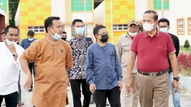 Plt Gubernur Susel Beri Tips Dorong Sentra IKM Barambing di Luwu Lebih Optimal
