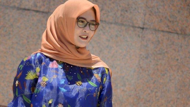 Ketua Komisi B DPRD Sulsel dari Fraksi NasDem, Rachmatika Dewi alias Cicu