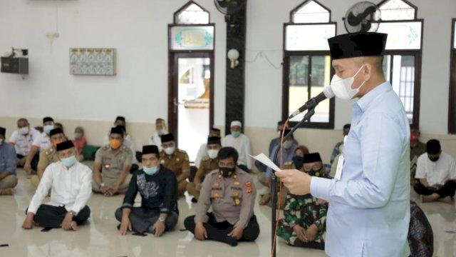 Launching Kampung Qur'ani Pemkot Palopo.