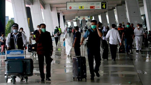 Pesawat Rombongan WNA China Masuk Indonesia saat Lebaran Tak Terdaftar Jadwal Kedatangannya