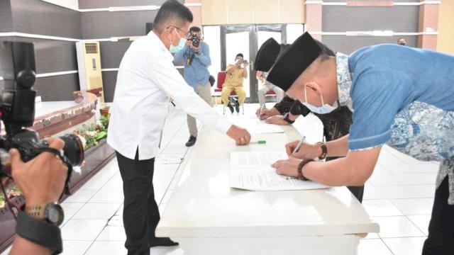 Cegah Remaja Nikah Dini, MoU Dinas PP dan KB Kementerian Agama Palopo