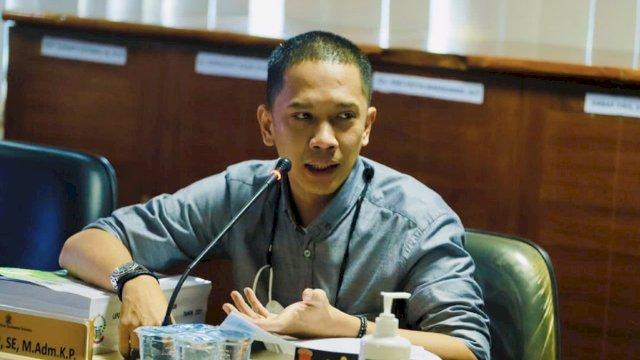 Ketua DPD Sinjai sekaligus Anggota DPRD Sulsel Dapil Bulukumba-Sinjai, Mizar Roem