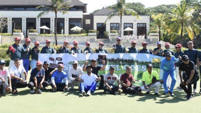 Senior HIPMI Golf Club (SHGC) Sulsel di Bali National Golf Club