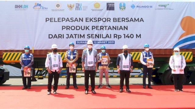 BPS: Ekspor Pertanian Januari-Mei 2021 Naik 13,39 Persen