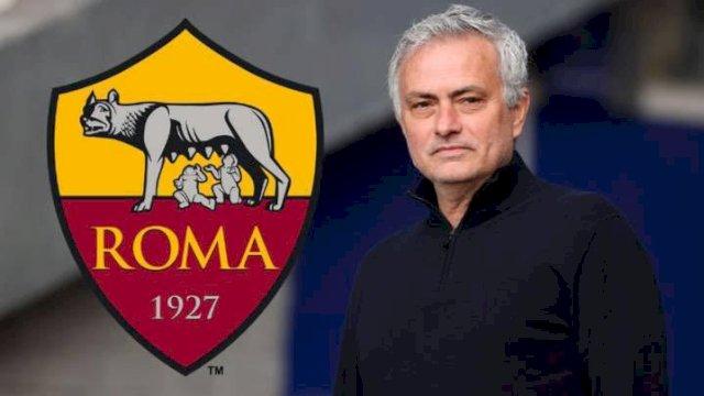 Jose Mourinho resmi ditunjuk sebagai Pelatih AS Roma mulai musim depan.