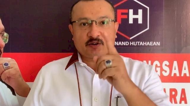 Soal Pilpres 2024, Ferdinand Hutahaean Mendadak Kritik Jokowi