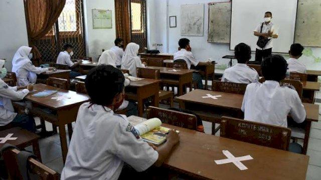 Pemkot Sediakan 200 Ribu Alat Tes Antigen untuk Pelajar di Makassar