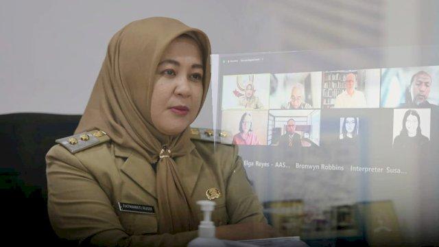 Paparkan Program Makassar Recover, Wawali Fatmawati Rusdi Beberkan Trik Jitu Percepatan Pemulihan Kota