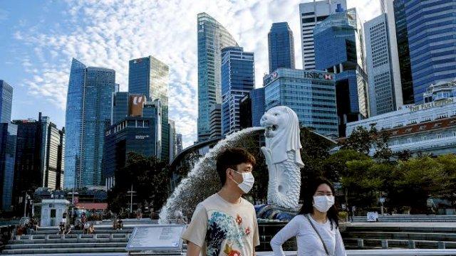 Yakin Virus Corona Tak Bisa Lenyap, Singapura Anggap Seperti Flu Biasa