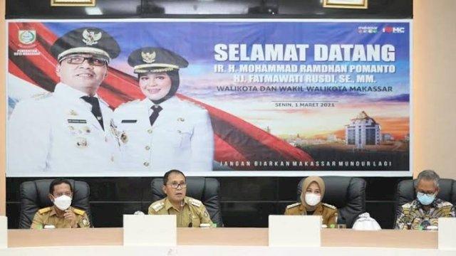 Mulai Juli, Tim Detektor Akan Lacak Kasus Covid-19 di Makassar dari 'Rumah ke Rumah'