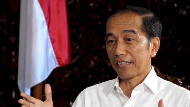 Sambil Senyum Jokowi Tak Persoalkan Kritik BEM UI: Ini Bentuk Ekspresi Mahasiswa