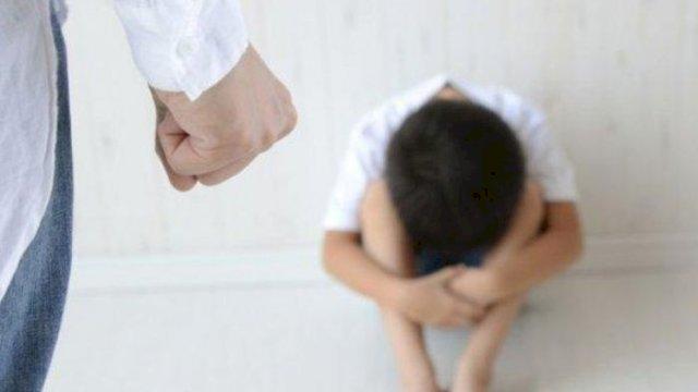 Kapok, Ayah Penganiaya Anaknya Akhirnya Ditangkap